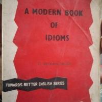 Modern book of idioms